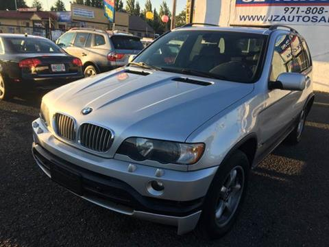 2003 BMW X5 for sale in Happy Valley, OR