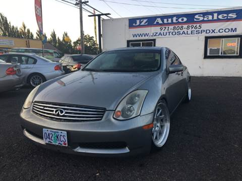 2005 Infiniti G35 for sale in Happy Valley, OR