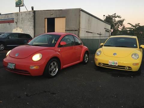 2000 Volkswagen New Beetle for sale in Happy Valley, OR