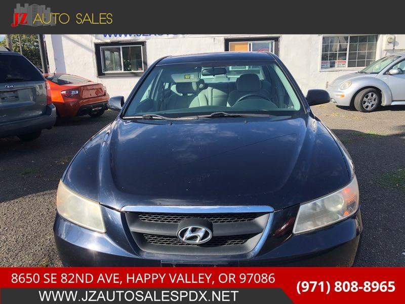 2007 Hyundai Sonata SE 4dr Sedan   Happy Valley OR
