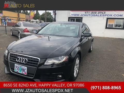 Audi Used Cars Pickup Trucks For Sale Happy Valley JZ Auto Sales - Audi used cars for sale