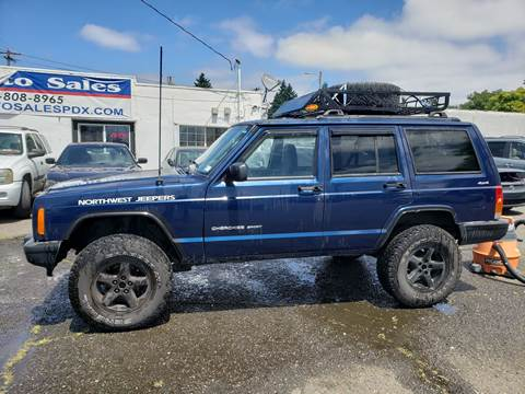 2000 Jeep Cherokee for sale in Happy Valley, OR