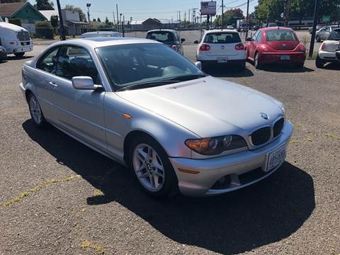 2004 BMW 3 Series for sale in Happy Valley, OR