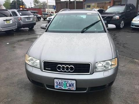 2002 audi a4 for sale in dist of col for Harlan motors parkesburg pa