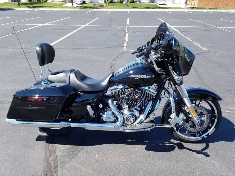 2016 harley-davidson street glide special in salt lake city ut