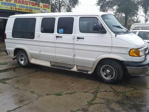 1998 Dodge Ram Van for sale in Detroit, MI