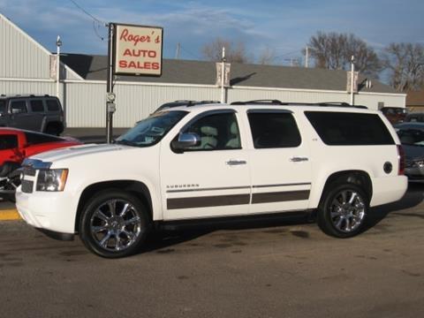 2014 Chevrolet Suburban for sale in Edgerton, MN
