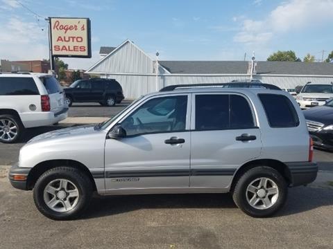 2003 Chevrolet Tracker for sale in Edgerton, MN