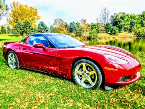 2005 Chevrolet Corvette for sale in Edgerton, MN