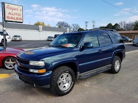 2005 Chevrolet Tahoe for sale in Edgerton, MN