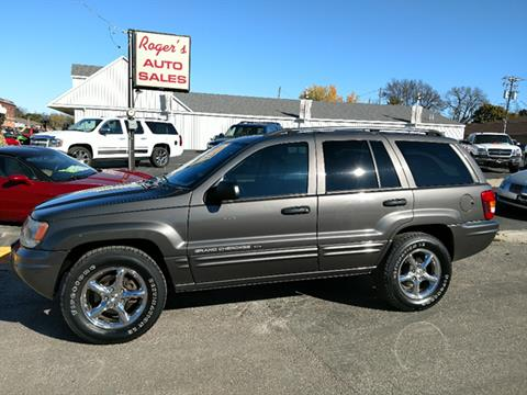 2004 Jeep Grand Cherokee for sale in Edgerton MN