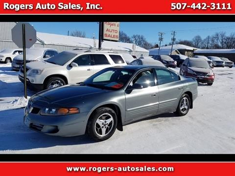 2005 Pontiac Bonneville for sale in Edgerton, MN