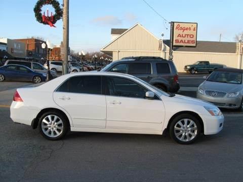 2007 Honda Accord for sale in Edgerton, MN