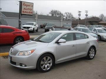2010 Buick LaCrosse for sale in Edgerton, MN