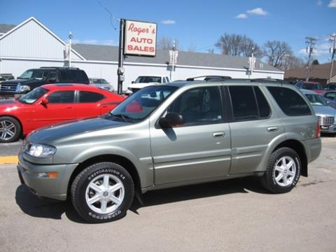 2003 Oldsmobile Bravada for sale in Edgerton, MN