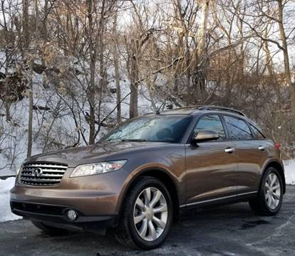 2003 infiniti fx35 for sale carsforsale 2003 infiniti fx35 for sale in columbus oh sciox Images