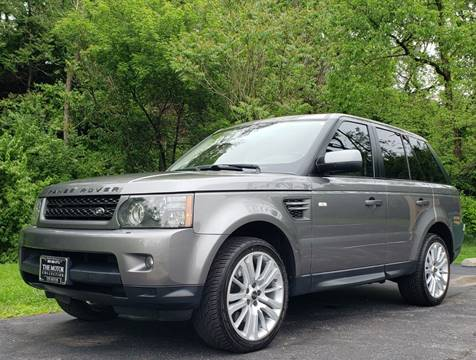 2010 Land Rover Range Rover Sport for sale in Columbus, OH