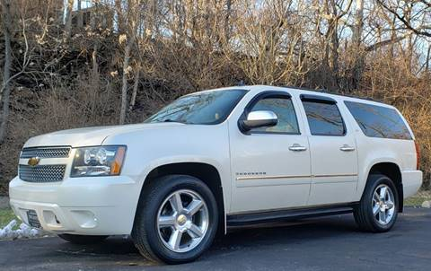 2011 Chevrolet Suburban for sale at The Motor Collection in Columbus OH