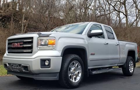 2014 GMC Sierra 1500 for sale at The Motor Collection in Columbus OH