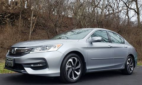 2017 Honda Accord for sale at The Motor Collection in Columbus OH