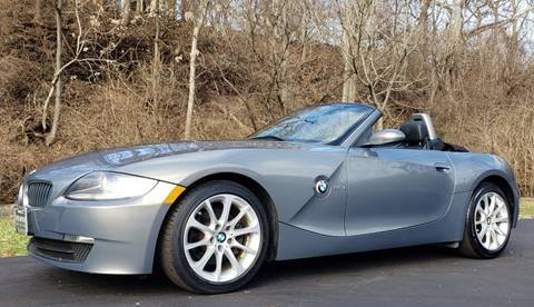 2007 BMW Z4 for sale at The Motor Collection in Columbus OH
