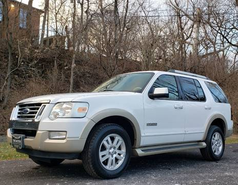 2006 Ford Explorer for sale at The Motor Collection in Columbus OH