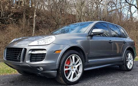 2008 Porsche Cayenne for sale at The Motor Collection in Columbus OH