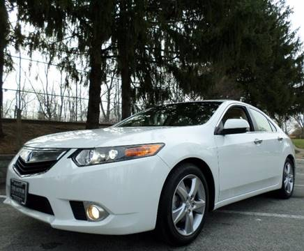 2012 Acura TSX for sale in Columbus, OH