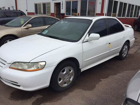 2002 Honda Accord for sale in Sioux Falls, SD