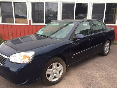 2006 chevrolet malibu for sale in sioux falls sd for Wheel city motors sioux falls sd