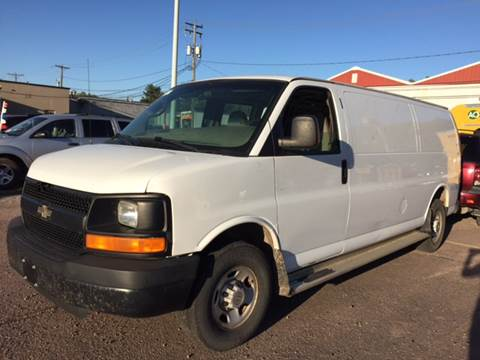 2008 Chevrolet Express Cargo for sale in Sioux Falls, SD