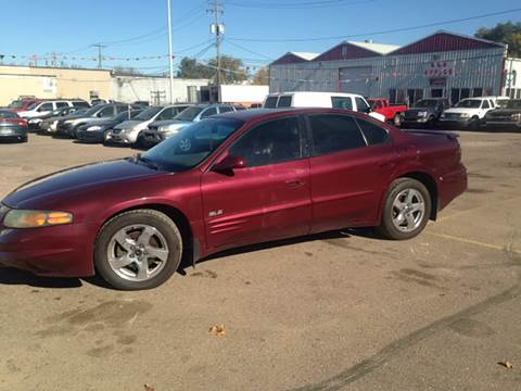 2002 Pontiac Bonneville for sale in Sioux Falls, SD