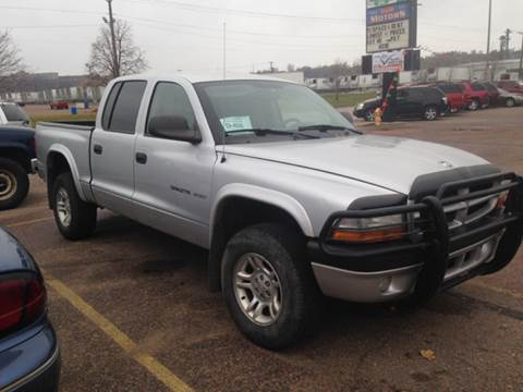 Used dodge dakota for sale in sioux falls sd for Big city motors sioux falls sd
