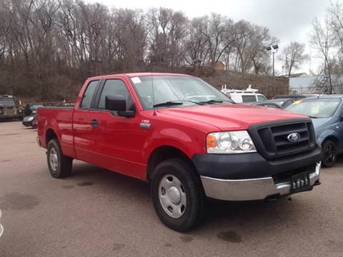 2005 Ford F-150 for sale in Sioux Falls, SD
