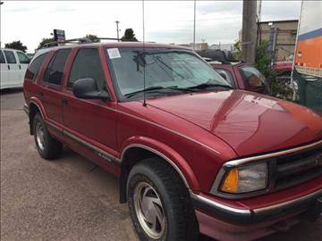 1995 Chevrolet Blazer for sale in Sioux Falls, SD
