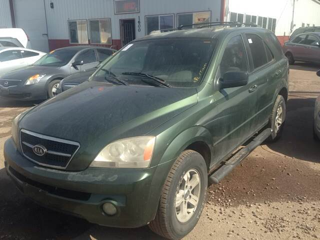 2004 Kia Sorento For Sale At G U0026 H Motors LLC In Sioux Falls SD