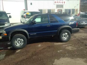 2003 Chevrolet Blazer for sale in Sioux Falls, SD
