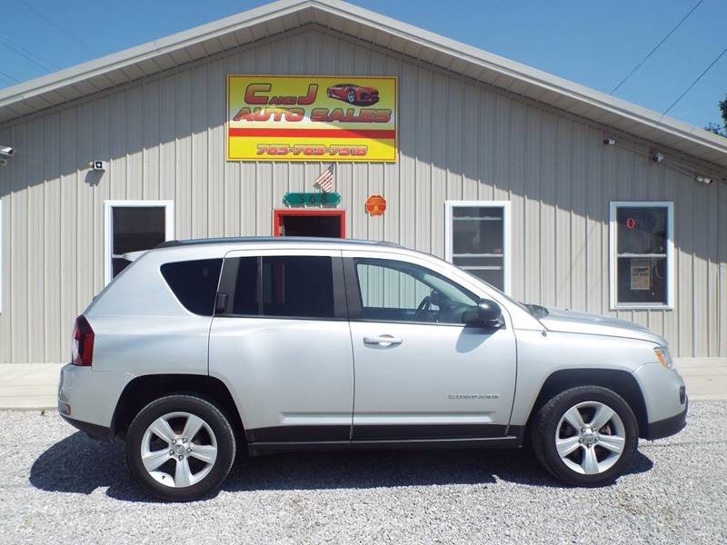 2014 Jeep Compass Sport 4dr SUV - Morristown IN