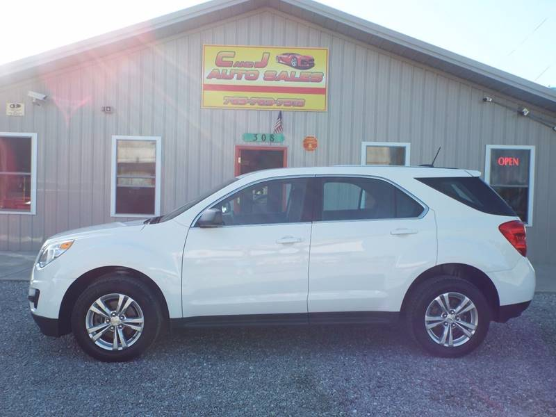 2015 Chevrolet Equinox AWD LS 4dr SUV - Morristown IN