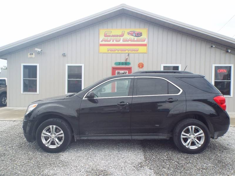 2014 Chevrolet Equinox LT 4dr SUV w/1LT - Morristown IN
