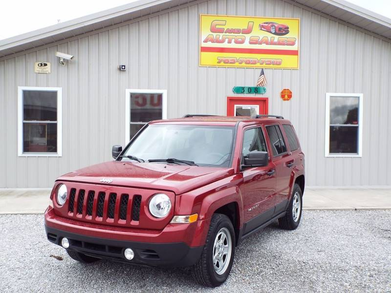 2013 Jeep Patriot Sport 4dr SUV - Morristown IN