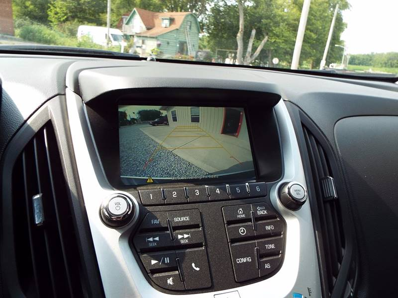 2016 Chevrolet Equinox LS 4dr SUV - Morristown IN