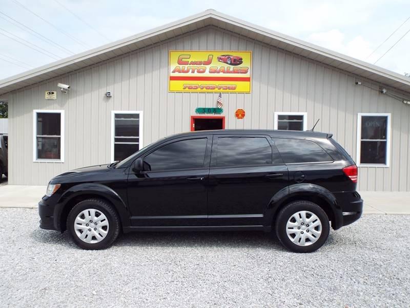 2015 Dodge Journey SE 4dr SUV - Morristown IN