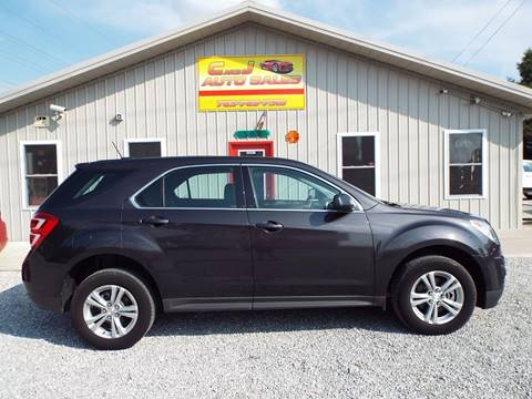 2014 Chevrolet Equinox for sale in Morristown, IN