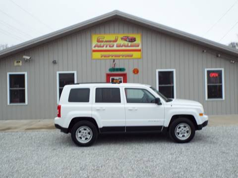 2016 Jeep Patriot for sale in Morristown, IN