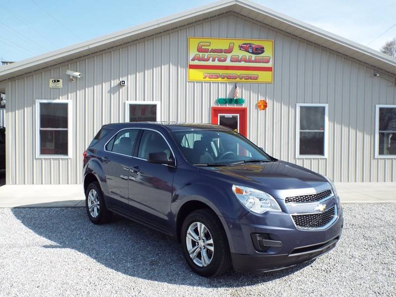 2013 Chevrolet Equinox LS 4dr SUV - Morristown IN