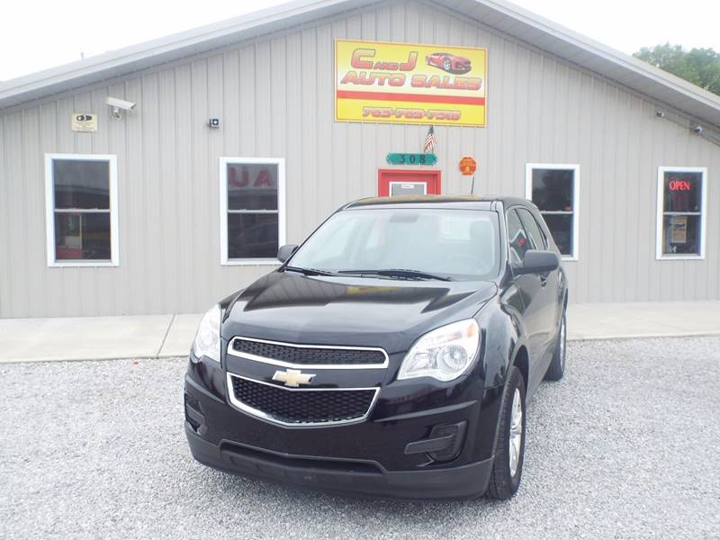 2014 Chevrolet Equinox LS 4dr SUV - Morristown IN