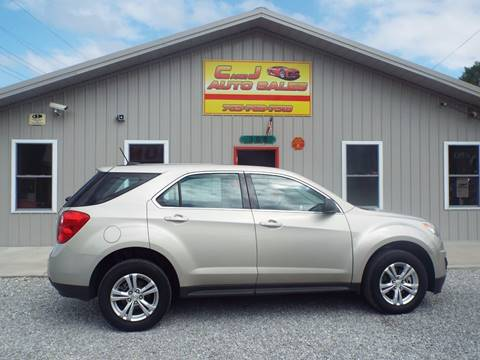 2015 Chevrolet Equinox for sale in Morristown, IN