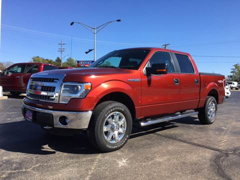 2014 Ford F-150 for sale in Walnut, IL
