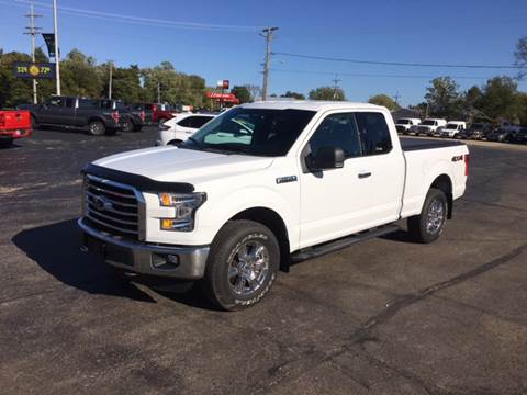 2016 Ford F-150 for sale in Walnut, IL